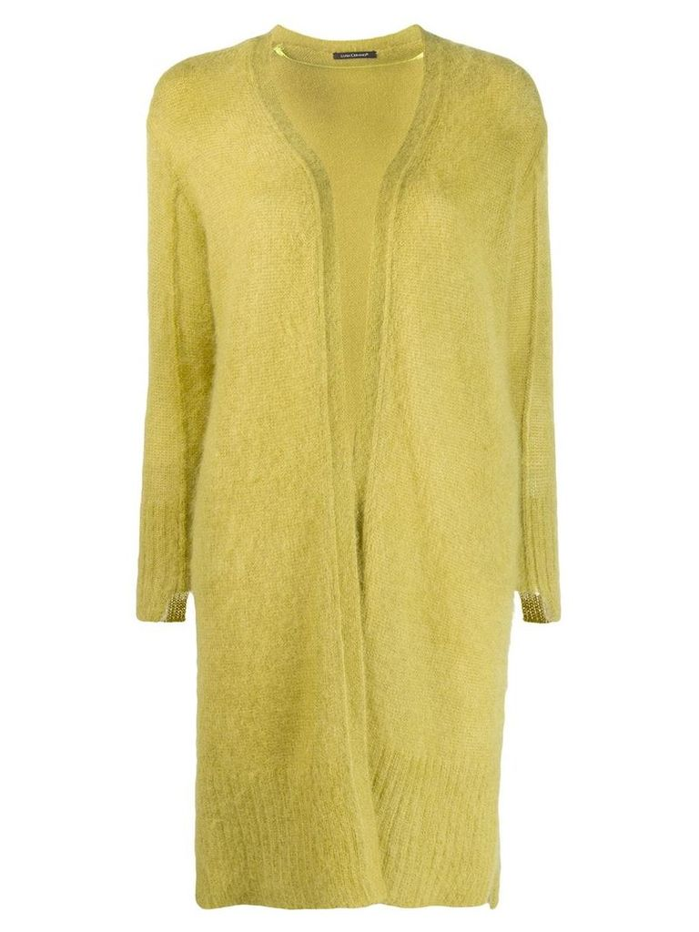 Luisa Cerano knitted cardigan - Green