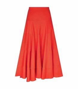 Twirl Midi Skirt