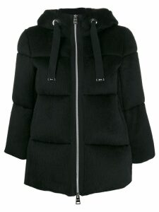 Herno padded jacket - Black