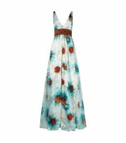 Achira Floral Gown