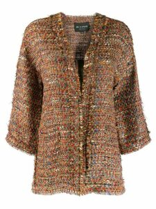 Etro woven jacket - Red