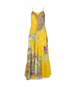 Golden Years Maxi Dress
