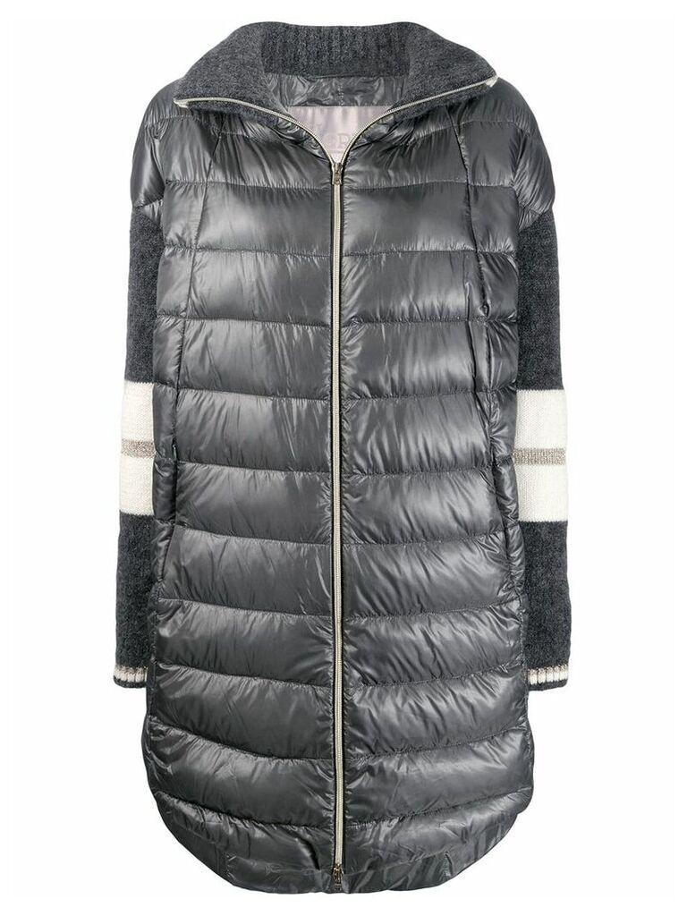Herno padded coat - Grey