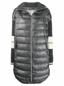 Herno padded coat - Grey