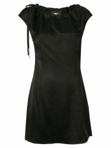 Yang Li long-length blouse - Black