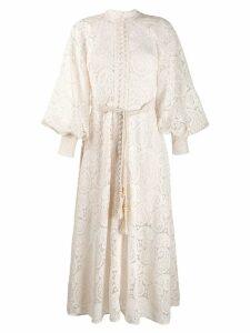 Zimmermann day dress - White