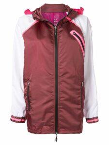 Sàpopa hooded zipped jacket - Red