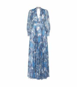Cheney Pleated Dress