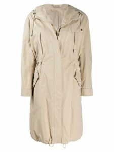Brunello Cucinelli lightweight trench - Neutrals