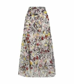 Shea Floral Skirt