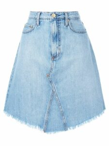 Nobody Denim Eclipse denim skirt - Blue