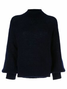 Nobody Denim Parisienne knit jumper - Blue