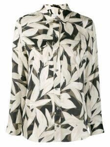 Equipment floral print shirt - Neutrals
