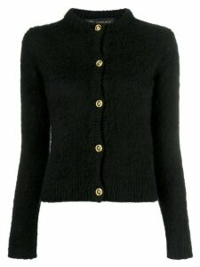 Versace knitted cardigan - 101 - Black