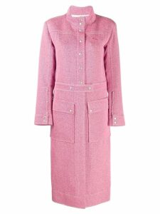 Courrèges trench coat - Pink