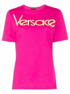 Versace Vintage logo T-shirt - Pink