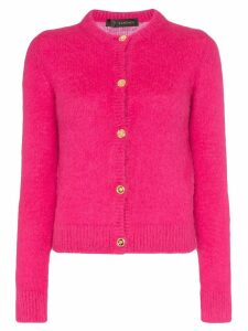 Versace knitted cardigan - Pink