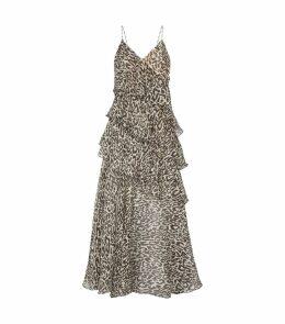 Mariposa Cross Back Maxi Dress