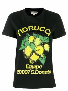 Fiorucci printed T-shirt - Black