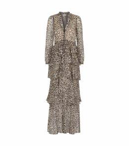 Mariposa Tiered Maxi Dress