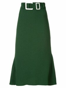 Edeline Lee Invert skirt - Green