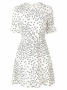 Stella McCartney polka dot dress - White