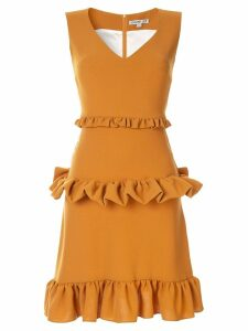 Edeline Lee short Gesture dress - Yellow