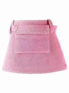 Courrèges mini skirt - Pink