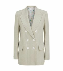 Casablanca Striped Blazer
