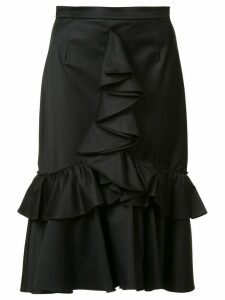 Tome ruffle skirt - Black