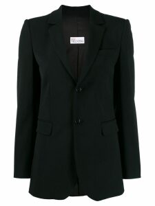 Red Valentino smoking blazer - Black