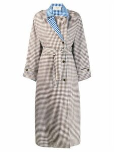 Ports 1961 Varie trench coat - Brown