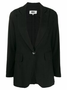 Mm6 Maison Margiela smoking blazer - Black