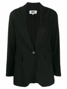 Mm6 Maison Margiela smoking blazer - Black