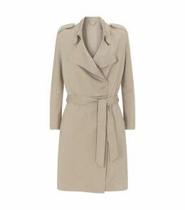 Bexley Twill Trench Coat