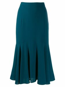 Goat Inga midi skirt - Blue