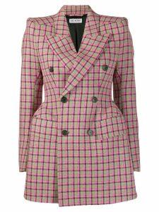 Balenciaga hourglass blazer - Pink