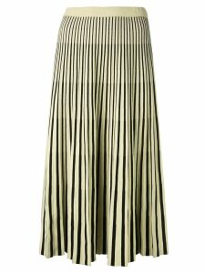 Proenza Schouler jacquard knit skirt - Black