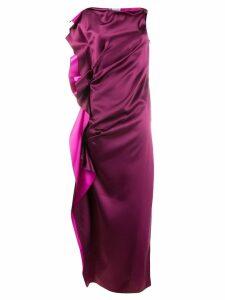 Lanvin long-length gown - Pink