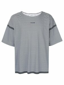 Ports V striped T-shirt - Blue