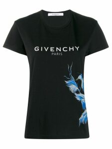 Givenchy Mythical Creature print T-shirt - Black