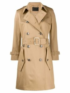 Givenchy belted trench coat - Neutrals