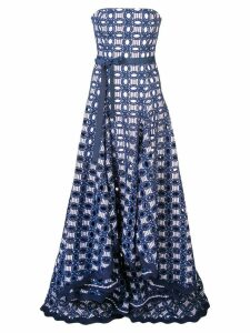 Alexis Antonia gown - Blue