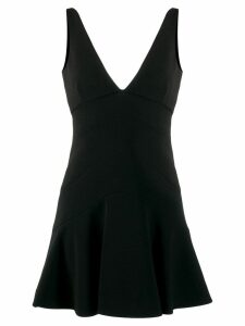Dsquared2 fitted short length dress - Black