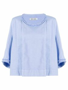 Henrik Vibskov Headwind blouse - Blue