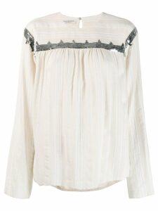 Philosophy Di Lorenzo Serafini sequin embellished blouse - Neutrals