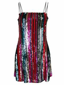 Haney Elektra mini dress - Multicolour