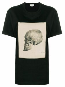 Alexander McQueen skull print T-shirt - Black
