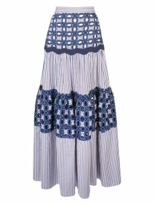 Alexis Kyndal full skirt - Blue