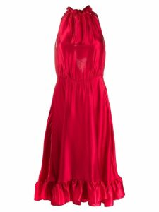 MSGM evening dress - Red